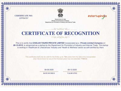 Certification of Reg