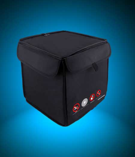 UVC bag sterilizer